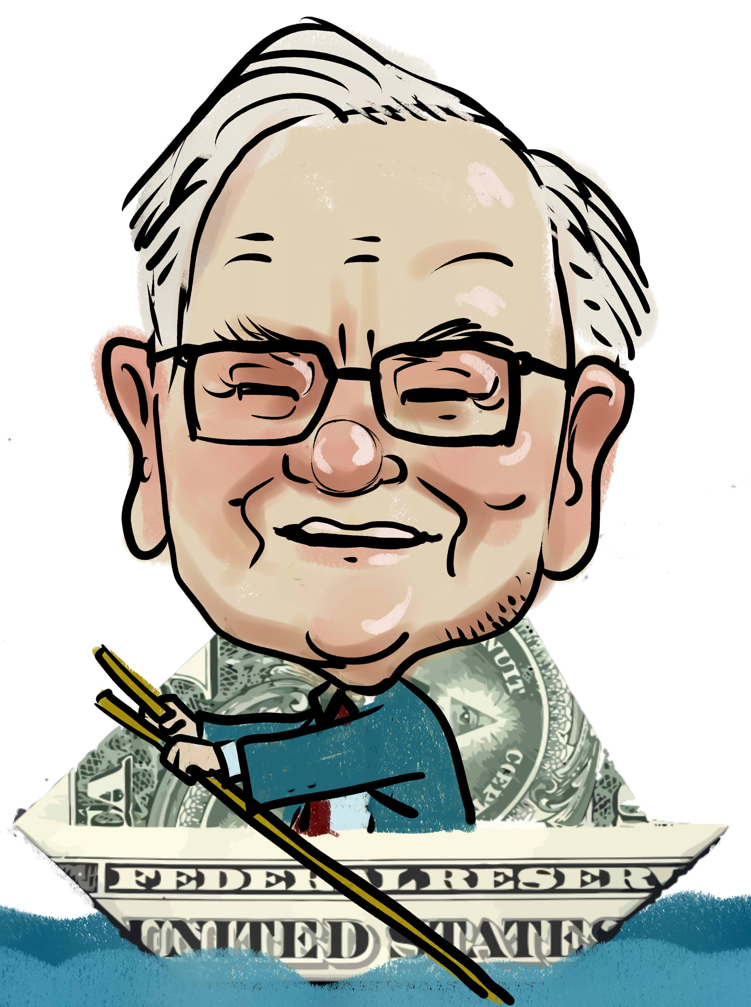Hedge Fund News, TPG Buys GlobeOp, Warren Buffett, George