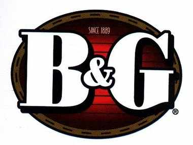 Image result for b&g foods logo