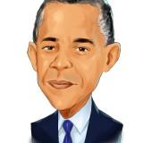 Barack Obama serious