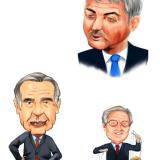 Herbalife Triangle, Icahn, Soros, Ackman
