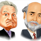 Ben Bernanke & George Soros
