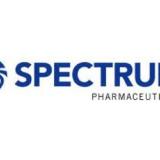 Spectrum Pharmaceuticals, Inc. (NASDAQ:SPPI).