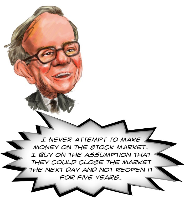 warren buffett on binary options