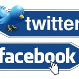 Facebook FB Twitter TWTR
