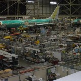 Spirit Aerosystems, SPR, Boeing BA Airplane 737